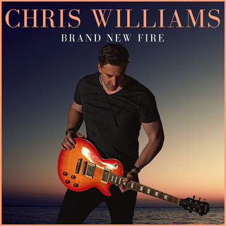 Chris Williams Brand New Fire