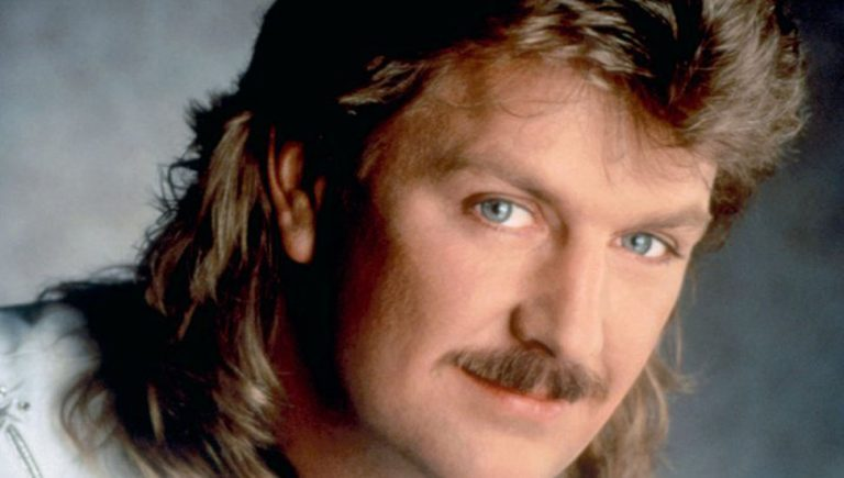 Joe Diffie younger pic