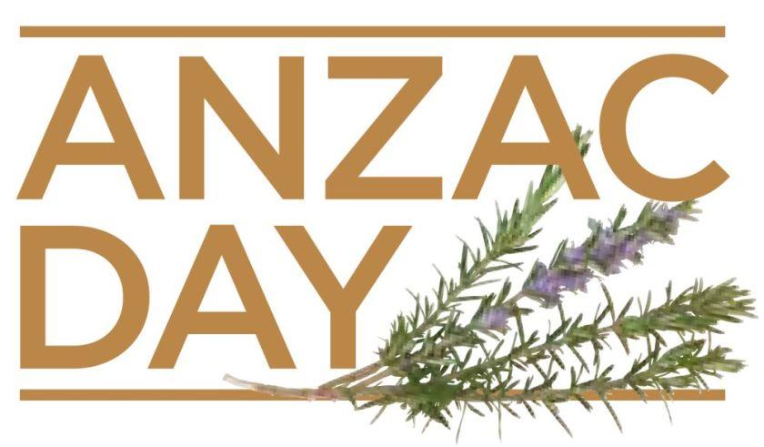 ANZAC Day Rosemary